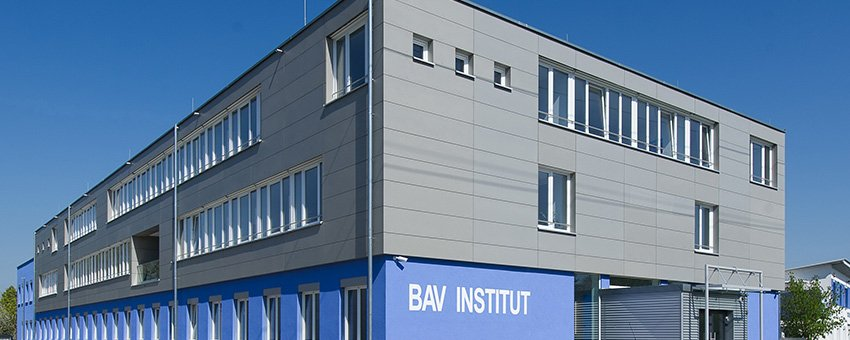 BAV Building in Offenburg